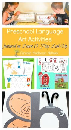 language arts for preschoolers 1000 images about arts and crafts on edible 711