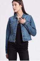 geaca-de-primavara-din-oferta-asnwear-9 Denim, Jackets, Fashion, Down Jackets, Moda, La Mode, Fasion, Fashion Models, Jeans Pants