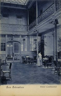 Hotel Continental, Donostia