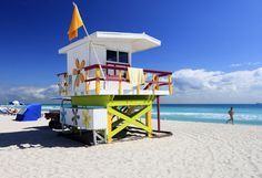 pictures of miami beach | Miami Beach -World famous Ocean Drive