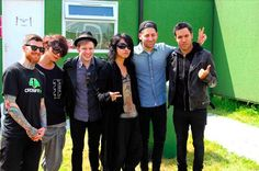 VAMPS×FALL OUT BOY Download Festival 2014(June 14,Sat)