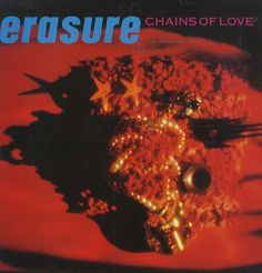 "For Sale - Erasure Chains Of Love UK  12"" vinyl single (12 inch record / Maxi-single) - See this and 250,000 other rare & vintage vinyl records, singles, LPs & CDs at http://eil.com"