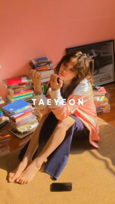 Taeyeon // Fine Teasers