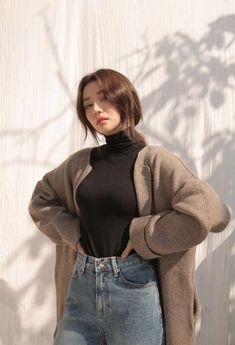Trendy ideas on fall korean fashion can find Korean street fashion and more on our website. Trendy ideas on fall korean fashion 607 Korean Street Fashion, Korean Fashion Winter, Korean Fashion Trends, Asian Fashion, Look Fashion, Fall Fashion, Fashion Men, Fashion Guide, Korean Winter Outfits