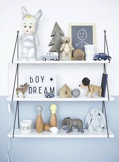 mommo design: LOVELY SHELFIE