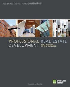 Professional Real Estate Development: The ULI