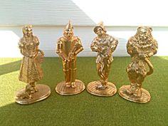 Carver E. Tripp Wizard Of Oz Figures