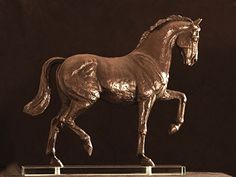 "Cassano by Ruth Green Bronze ~ 14"" x 15 1/2"""