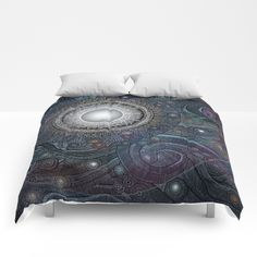 Buy Feather Moon Comforters by brendaerickson. Worldwide shipping available at Society6.com. Just one of millions of high quality products available.