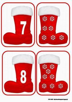 Hacemos las cuentas en invierno | Mírame y aprenderás Christmas Math, Preschool Christmas, Christmas Activities, Christmas Themes, Christmas Crafts, Christmas 2019, Holiday Decorations, Seasons Activities, Activities For Kids