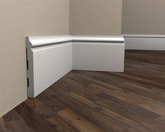 Flexible Sockelleiste MD360F - von Mardom Decor Corner Desk, Dining Bench, House Design, Interior, Furniture, Home Decor, Moulding, Places, Living Room