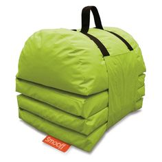 Textrade International Smooff Lounge Cushy Camping Mat Lusty Lime - SML20106LP