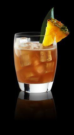 MAI TAI - MAI TAI with Captain Morgan®Coconut Rum