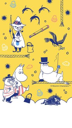 Moomin Cartoon, Twitter Header Pictures, Witty Remarks, Tove Jansson, Cute Backgrounds, Cartoon Characters, Fictional Characters, Cartoon Network, Troll