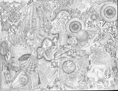 psychedelic mushroom coloring pages alert psychedelic coloring pages trippy