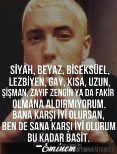 Eminem..