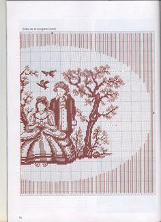 cross stitch De fil en aiguille No. 26 11 by V. Enginger