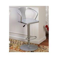 http://www.bonanza.com/listings/Swivel-Bar-Stool-Silver-retro-design-kitchen-bar-360-Degrees-Adjustable-Height/205773915