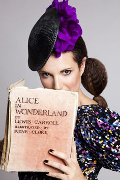 Jessica Beattie - Sydney Milliner :: Racewear | Mad Hatters Tea Party, POA
