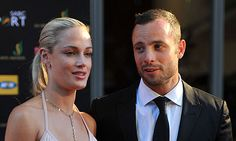 """The South African athlete Oscar Pistorius, known as the """"Blade Runner,"""" has had an eventful life, which has now been rocked by the charge that he murdered his girlfriend, Reeva Steenkamp. Pistorius rejects the charge. Oscar Pistorius, Vanity Fair, Olympia, Olympic Runners, Le Champion, Star Wars, Olympic Athletes, Blade Runner, Oscars"""
