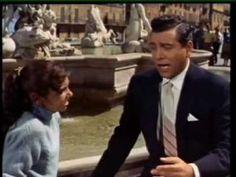 Arrivederci, Roma - Mario Lanza & Luisa Di Meo! I grew up with Mario Lanza singing in my very Italian home!