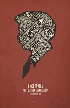 best minimal movie poster 42 Minimalist redesign of movie posters