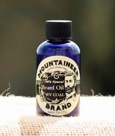 2 oz. Bottle - 2 x Size of Most 100% Natural Oils and Essential Oils Scented With Sage With Hints of Peppermint and Patchouli Handmade in West Virginia Handmade