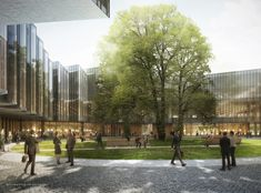 Herzog & de Meuron designs drug research centre in Cambridge