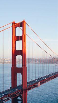 San Francisco Pictures, San Francisco With Kids, Living In San Francisco, Lakes In California, California Travel, Golden Gate Bridge Wallpaper, San Francisco Wallpaper, San Francisco Travel Guide, San Francisco Photography