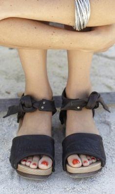 Saskia sandals - Plümo Ltd ($200-500) - Svpply