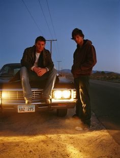 Jensen Ackles Jared Padalecki as Dean Sam Winchester | Season 1