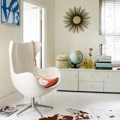 Retro Wohnzimmer Wohnideen Living Ideas Interiors Decoration