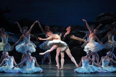 "Isabella Boylston and Alban Lendorf --ABT ""Swan Lake"" New York Times review"