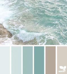 Kleur 3: onze slaapkamer Kleur 2: kleine slaapkamer (aangrensend waterterras) Kleur 6: middelgrote kamer (aangrensend waterterras) Muur die twee kamer scheidt blijft wit Bedroom Paint Colors, Interior Paint Colors, Paint Colors For Living Room, Paint Colors For Home, Beach Paint Colors, Beach Bedroom Colors, Beach House Colors, Bathroom Colours, Kitchen Colors