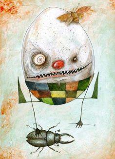 Steven Besson | Humpty Dumpty