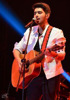 Armaan Malik - Armaan Malik at SpringFest 2017, IIT Kharagpur