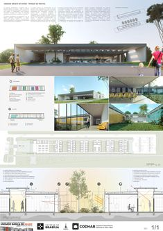 Discover recipes, home ideas, style inspiration and other ideas to try. Architecture Board, Architecture Portfolio, Sustainable Architecture, Modern Architecture, Dream Home Design, House Design, Contemporary Museum, Arch Interior, Art Deco Furniture