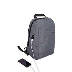 a5ba0bedd0 Amazon.com  Rocktraveler RTL17GR Leisure Anti-theft Backpack Lap Top Bag