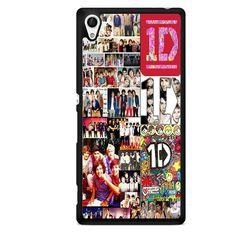 Good One Direction Fanfictions TATUM-4774 Sony Phonecase Cover For Xperia Z1, Xperia Z2, Xperia Z3, Xperia Z4, Xperia Z5