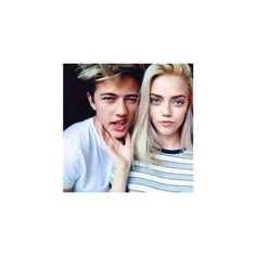 pyper america smith and lucky blue smith pictures by kittxns on Polyvore featuring polyvore, lucky blue smith, pyper america, pyper america smith, people, pictures, photo, photos, women's fashion and clothing