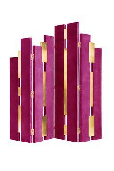 Empire folding screen from munnadesign www.munnadesign.com