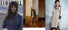 February'16 #Lofficiel - #DanielaDallavalle #collection #ss16 #elisacavaletti #dress