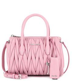 21 Best Bags - Miu Miu images   Leather shoulder bag, Miu miu, Cute ... 23ed4e021e