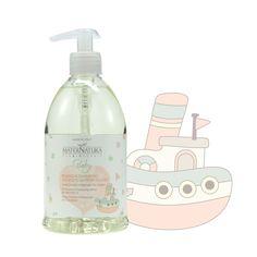 Gentle Shampoo & Shower Gel with Flax Flowers Flax Flowers, Calendula, Shower Gel, Soap Dispenser, Shampoo, Personal Care, Image, Beauty, Women's Blouses