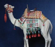 Camel Animal, Animal Sculptures, Color Combos, Egyptian, Miniatures, Sketch, Horses, Models, Projects