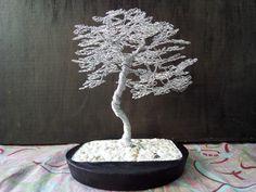 bonsai wire tree by handmade store