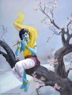 Artodyssey: Ashoke Ganguly | radha krishna | Pinterest ...