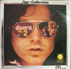 Star Collection The Doors Vol. 2 - Yugoslavia 1975 - MID 22 008