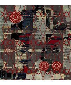 Neil Bottle/TechnoCraft Collection, Red