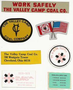 Coal Mining, Ohio, Business, Columbus Ohio, Store, Business Illustration